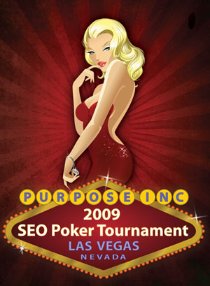 SEO Charity Poker Event PubCon Las Vegas by Purpose Inc